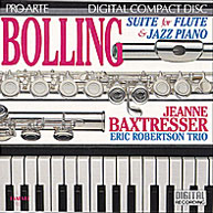 Bolling: Suite for Flute and Jazz Trio