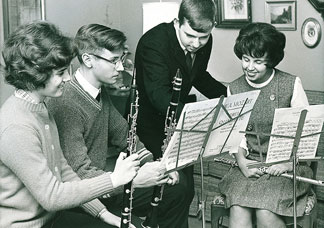 Junior High School Woodwind Quintet